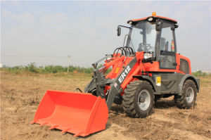 Er12 CE Approved Bucket Loader with 1.2 Ton Loading Capacity pictures & photos