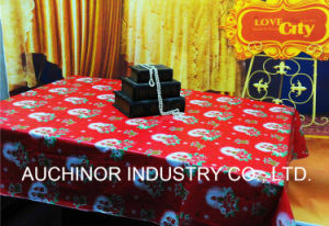 Eco-Friendly Disposable Customized Size Table Cloths for Decoration Wedding Table Cove pictures & photos