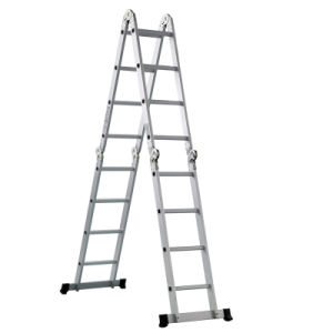 4*3 Aluminum Multi-Purpose Ladder with En131 Certification pictures & photos