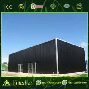 Small Modern Steel Structure Warehouse pictures & photos
