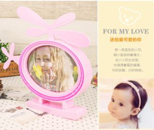 Hot Sale 6 Inch Baby Toy Plane Photo Frame pictures & photos