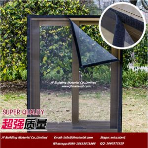 DIY Hook & Loop Insect Screen DIY Invisible Insect Window Screen pictures & photos