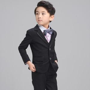 Latest Design Children′s School Uniform Boy′s 2 Piece Suit pictures & photos
