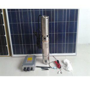 10m 24V DC Solar Water Pump 3cbm Per Hour 192W Lowest Voice pictures & photos