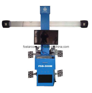 "Truck 3D-22 ""Touch Screen Four Wheel Positioning Instrument pictures & photos"