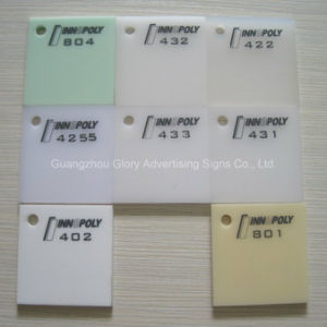 Plastic Cast Pearl Acrylic Sheet for Vacuum Forming pictures & photos