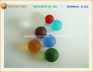 Translucent Glass Ball and Glass Beads Supplier pictures & photos