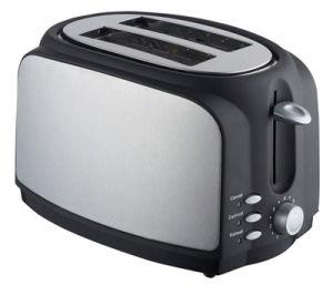 2 Slice Stainless Steel Toaster (KT-836)
