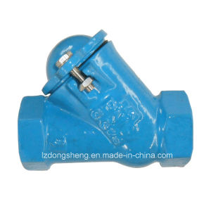 Threaded Ball Check Valve Pn 10 pictures & photos