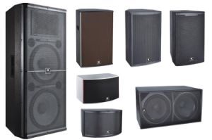 Professiona 250 Watts 2.0 Channel Karaoke Amplifier pictures & photos