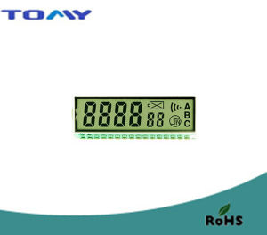 Tn Refective LCD Display for Gas Meter pictures & photos