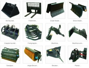 Attachment for Skid Steer Loader, Skid Steer Attachments