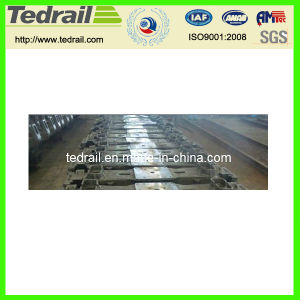 Steel Casted Bolster for Freight Bogie pictures & photos