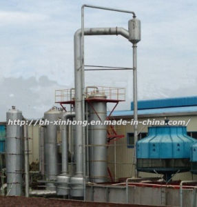 Falling-Film Type Vacuum Stickwater Evaporator (E-XH-7500) pictures & photos