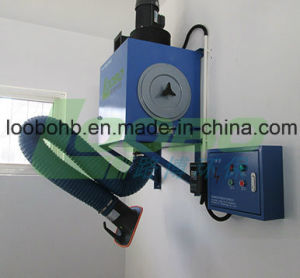Wall Mounted Welding Fume Extractor with Dual Arms pictures & photos