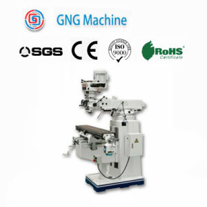 High Precision Universal Turret Milling Machine pictures & photos