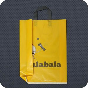 Colorful Plastic Promotional Shopping Bag pictures & photos