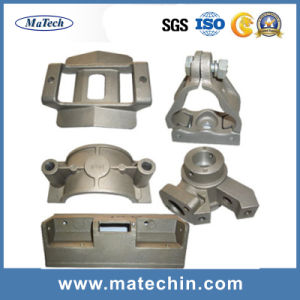 Factory Custom High Precision Black Casting Iron Table Leg Base pictures & photos