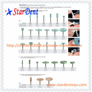 Diamond Grinder/Hot Duracool Diamond Dental Polishing Dental Zirconia Ceramics pictures & photos