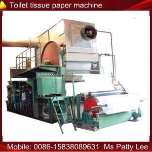 1880mm/150 4-5 Ton/Day Facial Tissue Jumboo Paper Making Machine pictures & photos