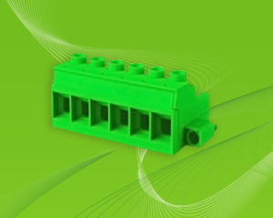 Pluggable Terminal Block with High Current 115A 600V 15.0mm Spacing pictures & photos