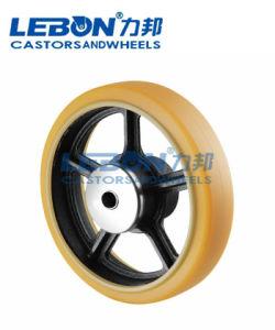Heavy Duty Solid Rubber Wheel