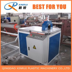 Double Screw PE Profile Plastic Extrusion Machinery pictures & photos