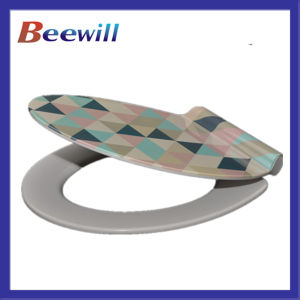 Flat Design Printed Sanitary Toilet Seat Cover pictures & photos