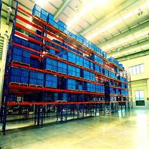 Warehouse Selective Heavy Duty Pallet Rack