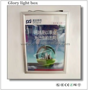 Low Power Wall-Mounted Slim Light Box (CB015) pictures & photos