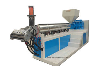 Sheet Extruder with Oil Hydraulic Rewinder pictures & photos