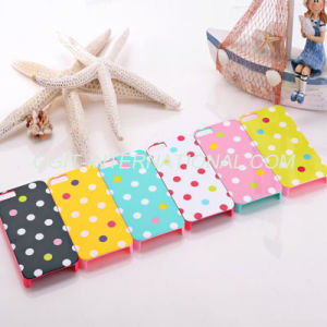 Hit Color Dots Protective Sleeve, Case with Candy Colors for iPhone 5