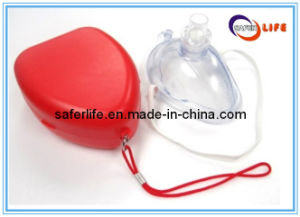 Cardiopulmonary Resuscitation Personal Face Shield Emergency CPR Mask pictures & photos