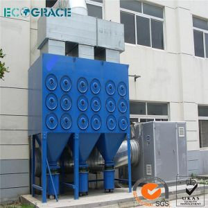 Melting Furnace Filter Housing Bag Filter