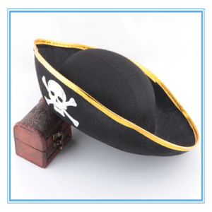Halloween Accessories Caribbean Pirate Captain′s Hat pictures & photos