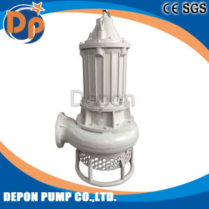 Submerged Vertical Sand Gravel Vertical Dewatering Slurry Pump pictures & photos