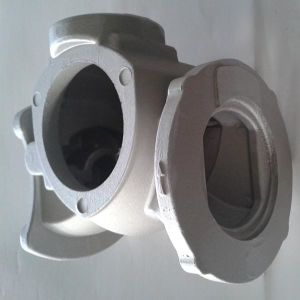 Quality Assured Aluminum Gravity Casting for for Flow Pump pictures & photos