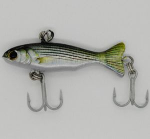 Top Grade Level Fishing Tackle Realistic Fish Ice Fishing Lure pictures & photos