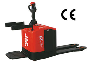 Electric Pallet Truck Cbd20-460 pictures & photos