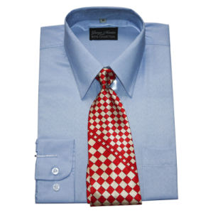 Men′s Shirt with Tie