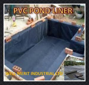 Eco-Friendly PVC Pond Liner Vinyl Tarp pictures & photos