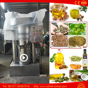 Walnut Pumpkin Cocoa Bean Camellia Almond Oil Extraction Machine pictures & photos