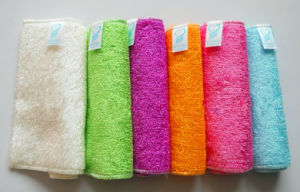 No Detergent Cleaning kitchen Bamboo Dishcloth Factory Manufacture pictures & photos