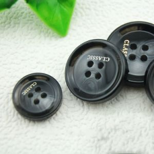2014 New Fashion Resin Suit Buttons