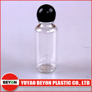 35ml Clear Pet Plastic Cosmetic Bottle (ZY01-B118) pictures & photos