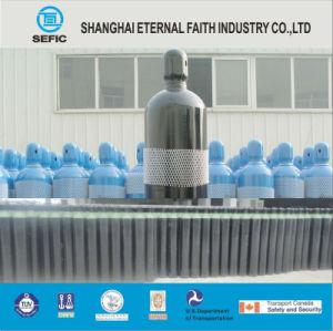 150bar Oxygen Nitrogen Argon Seamless Steel Gas Cylinder pictures & photos