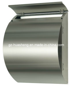 Stainless Steel Mailbox for Department (HS-MB-004) pictures & photos