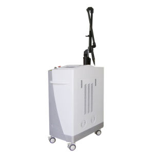 Q Switch ND YAG Laser for Tattoo Removal 1064nm 532nm Medical Eo Active Q pictures & photos