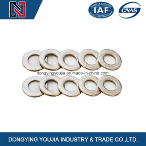 M1.6 M1.7 Zinc Plated Plain/Flat Washer ISO7089 DIN125A pictures & photos