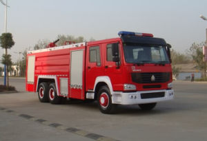 Sinotruk Fire Truck Fire Fighting Truck pictures & photos